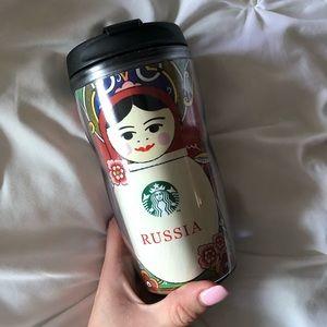 Starbucks Russia tumbler (grande)